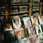 Zeitschriften und Magazine geben Trends bei Mode und Styling vor.