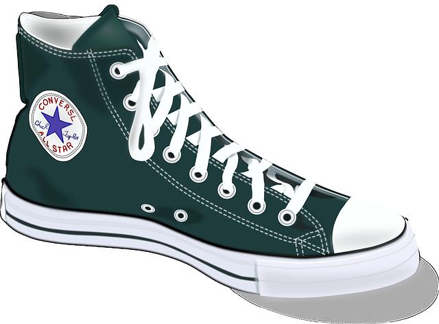 Der Klassiker und den Schuhen: Die Converse Chucks
