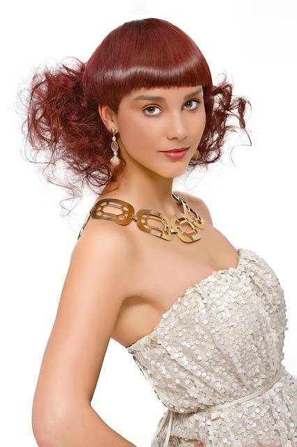 Farbe in den Haaren will auch gepflegt werden