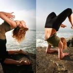 Yoga ist anspruchsvoll und stellt besondere Anforderungen an die Yoga Bekleidung