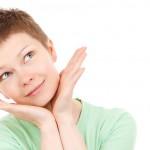 Reine Haut lässt sich mit der richtigen Pflege erreichen