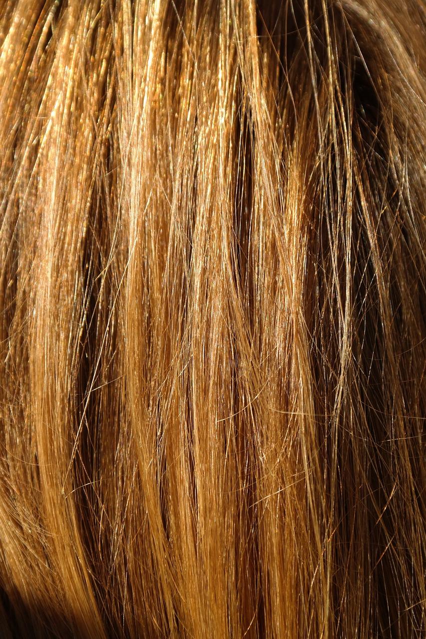 glatte haare