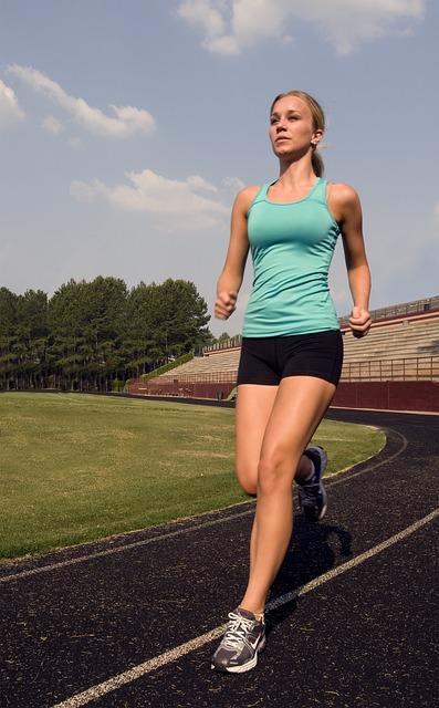 laufen joggen